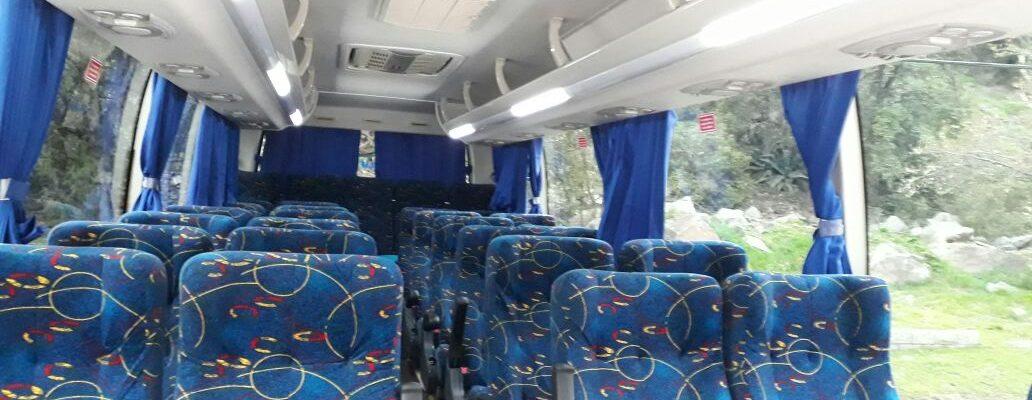 (Español) Bus interior
